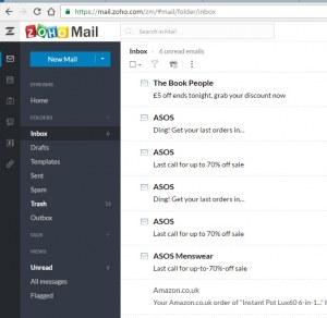 生活资讯_使用 ZOHO 邮箱 | 小赖子的英国生活和资讯