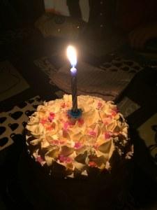 生活资讯_32岁生日惊喜不断 | 小赖子的英国生活和资讯