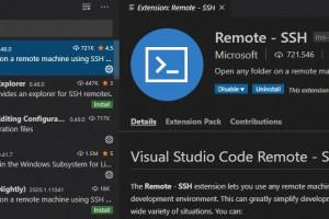 vscode-remote-ssh-extension